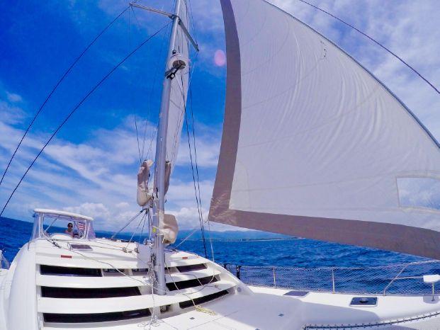 2008 Leopard 46 Puerto Rico - Sail Away Catamarans