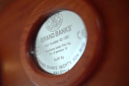 Grand Banks 42 Heritage image