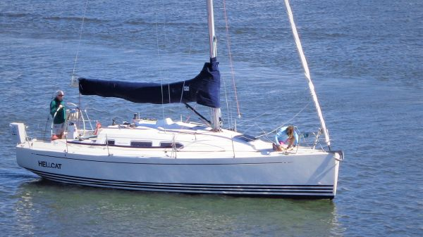 X-Yachts 34