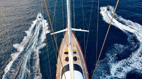 Custom Esen Yacht 36m S/Y GLORIOUS