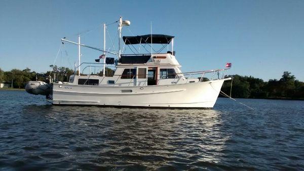 Monk 36 Aft Cabin Trawler
