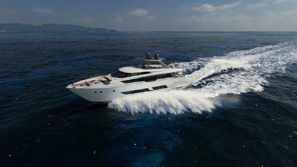 Ferretti Yachts 850 image