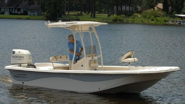 Carolina Skiff 21LS