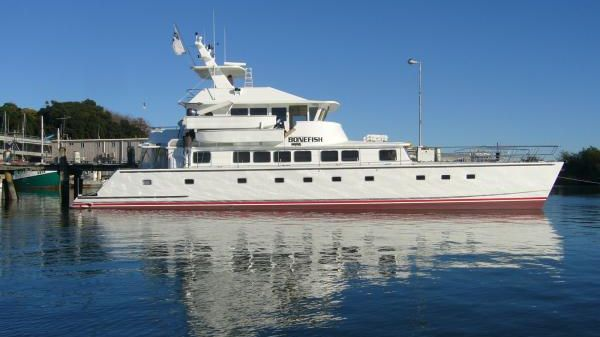 Advanced Marine Catamaran