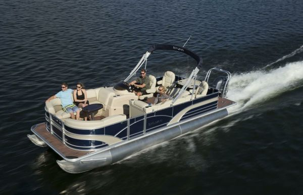 2018 Sylvan Mirage Fish 8522 Party Fish 4.0 LE Classic