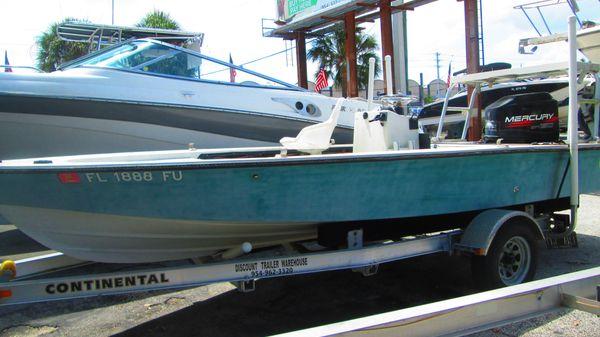 Maverick Boat Co. XL