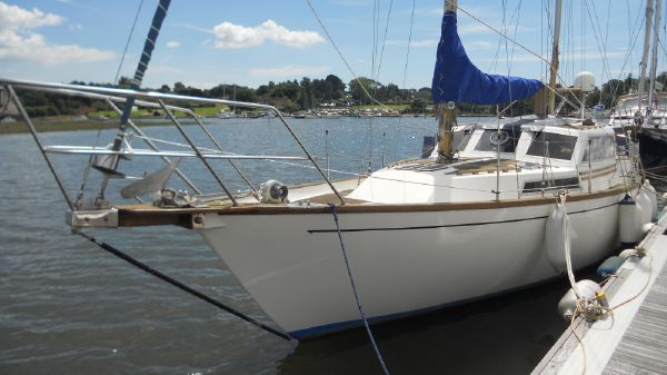 Colvic Ketch Rigged Motor Sailor Colvic Ketch Rigged Motor Sailor