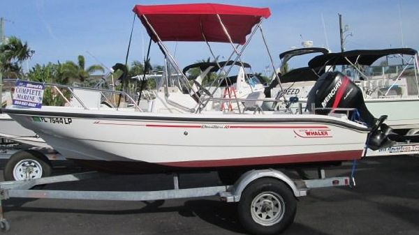 Boston Whaler 16 Dauntless