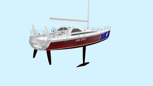 Lyman Morse / Farr Racer-Cruiser hull # 2