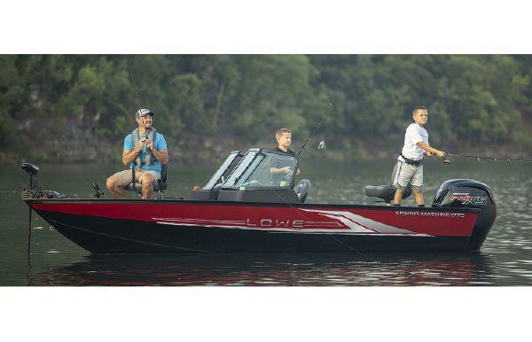 2022 Lowe Fishing Machine 1775 WT
