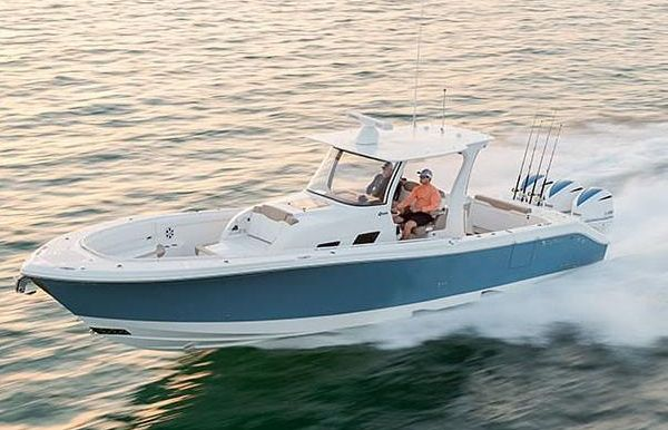 2020 Edgewater 370CC