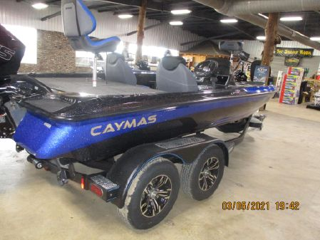 Caymas CX18SS BLUE image