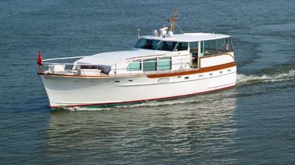 Trumpy Cruiser 58' Trumpy Cruiser 1970