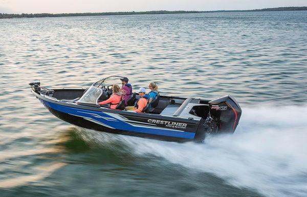 2021 Crestliner 2250 Sportfish