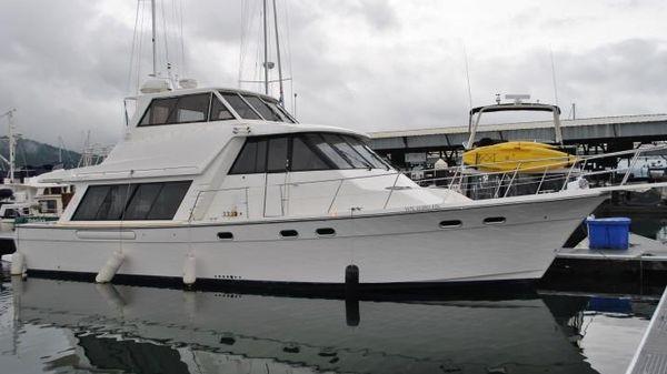 Bayliner 4788 Pilothouse Motor Yacht 4788 Bayliner Pilothouse 2002