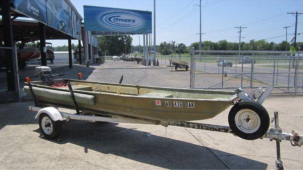 Alumacraft 15