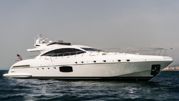 Overmarine Mangusta Maxi Open w/retractable hardtop