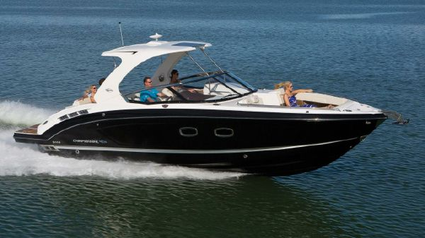 Chaparral 337 SSX Manufacturer Provided Image