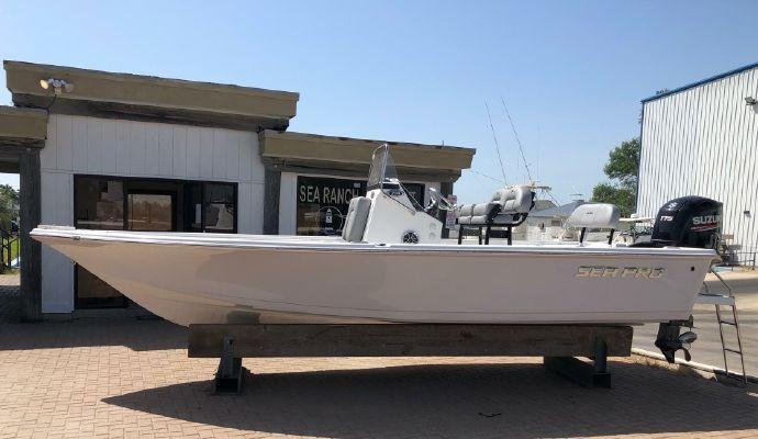 Sea Pro 208 Bay - main image