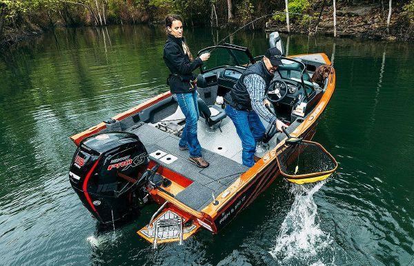 2022 Lowe Fish & Ski FS 1700