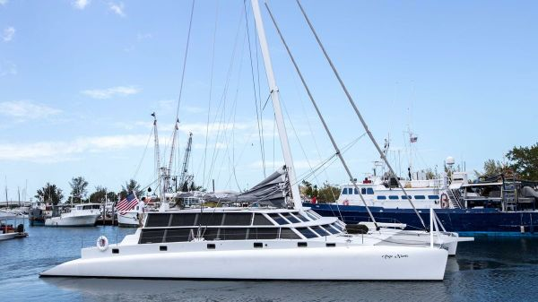 Constellation Yachts 75 Catamaran