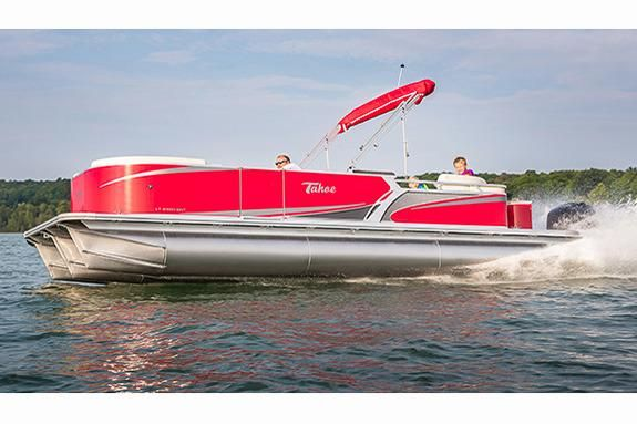 2019 Tahoe Pontoon LT Entertainer - 22'
