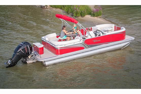 2019 Tahoe Pontoon LT Entertainer - 24'