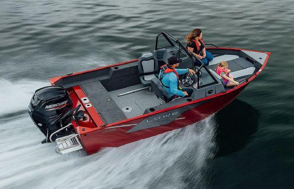 2022 Lowe Fish & Ski FS 1625