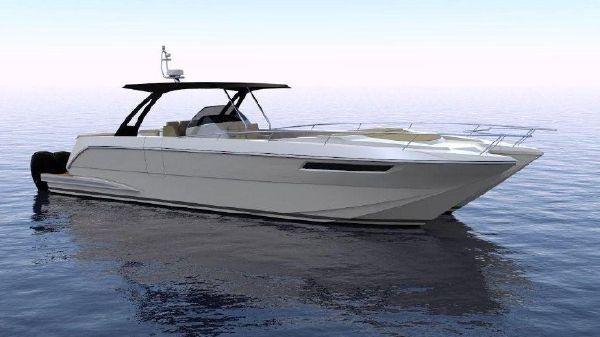 Mares Catamarans 45 Centre Console Mares Catamarans 45ft Centre Console (2017)