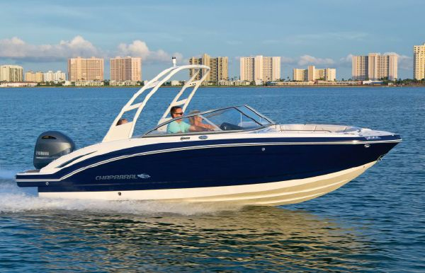 2017 Chaparral 230 Suncoast