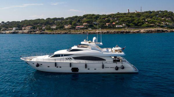 Ferretti Yachts 881 RPH