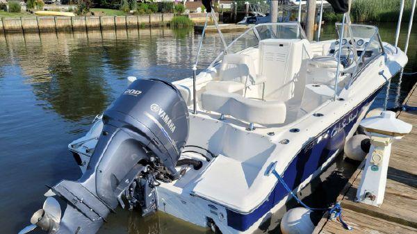 Sea Fox 236DC Pro Series