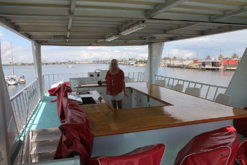 Custom Houseboat image