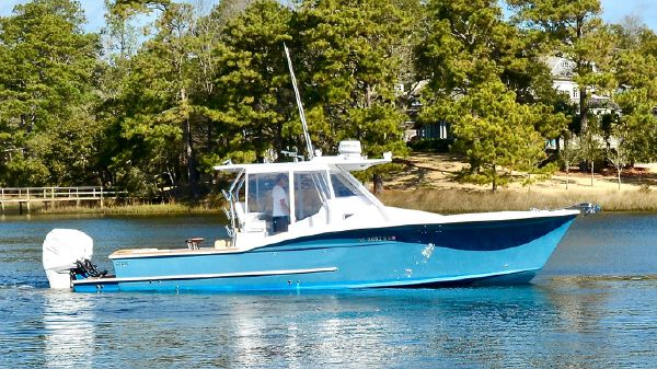 Custom Carolina OBX 36 open