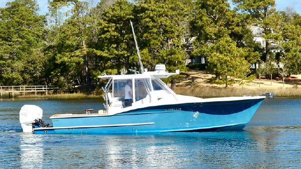 Custom Carolina OBX 36 open