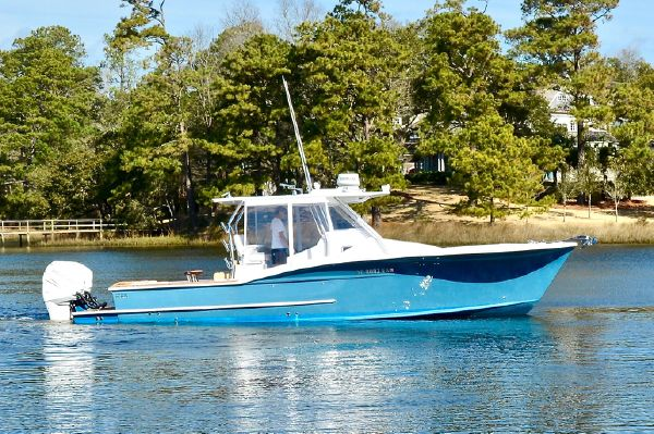 Custom Carolina OBX 36 open - main image