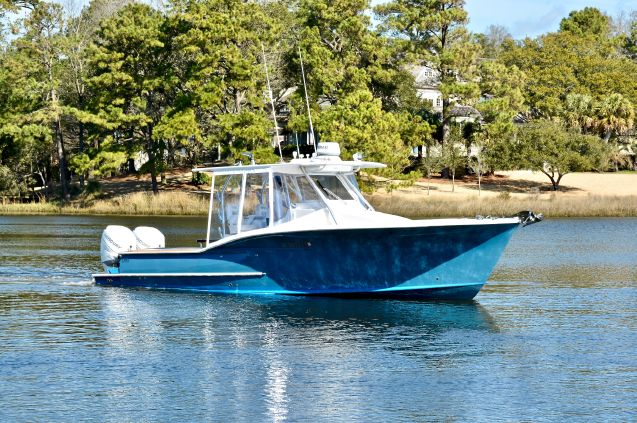 Custom Carolina OBX 36 open image