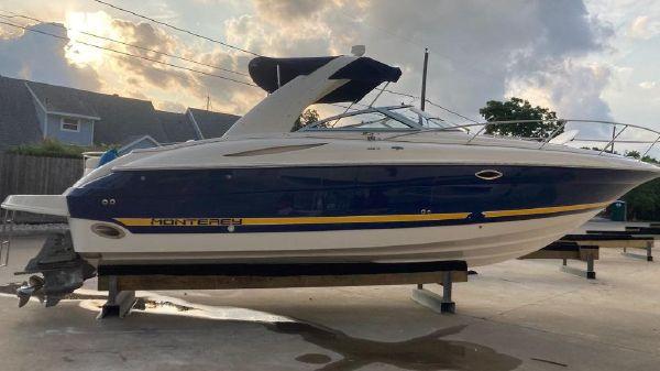 Monterey 298SC Sport Cruiser