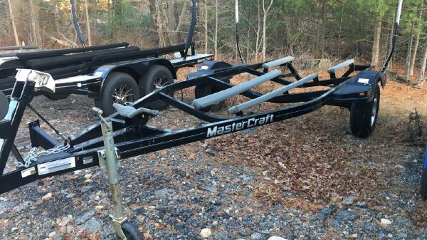 Mastercraft X2 Single Axle Trailer