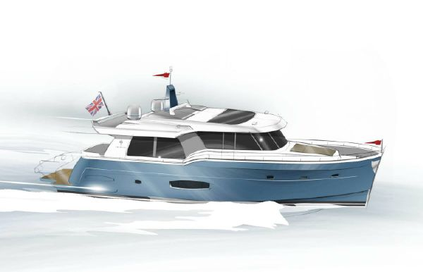 2022 Outer Reef Trident 620 Solara