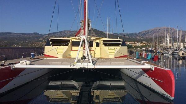 Fountaine Pajot Catamaran