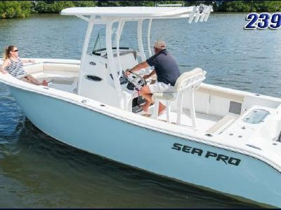 2018 Sea Pro<span>239CC</span>
