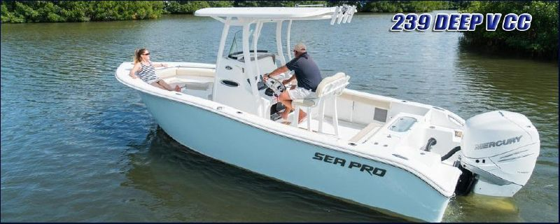 Sea Pro 239CC - main image