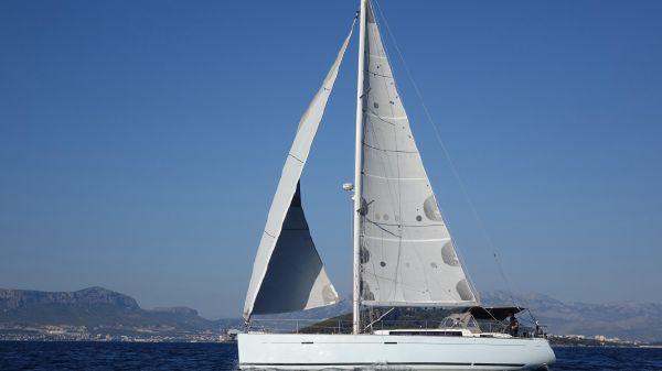 Dufour 485 Grand Large Dufour 485 Grand Large sailing