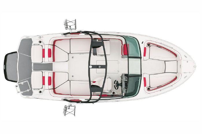 2019 Vortex 223 VRX - The Boat Rack