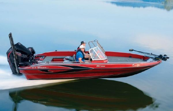 2021 Triton 206 Fishunter