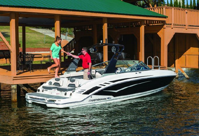 2019 Vortex 2430 VR - The Boat Rack