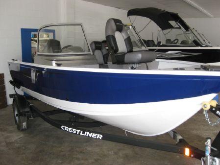 Crestliner 1600 Vision image