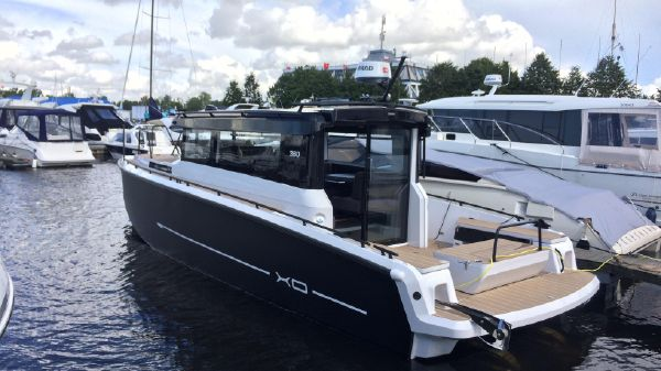 XO Boats XO 360