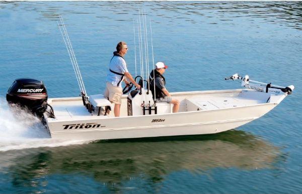 2020 Triton 1862 CC Bay